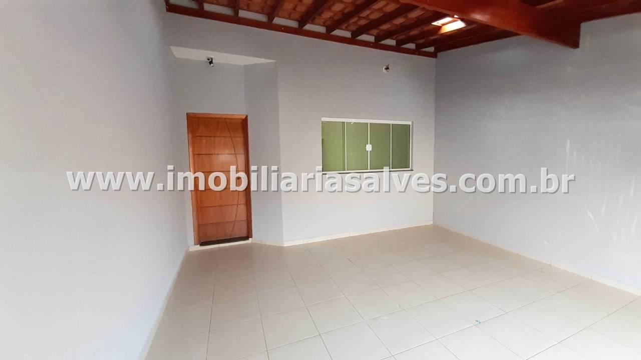 Locação                                                            - Casa                                                            - Cidade Nova                                                                - Santa Bárbara D'Oeste                                                                /SP