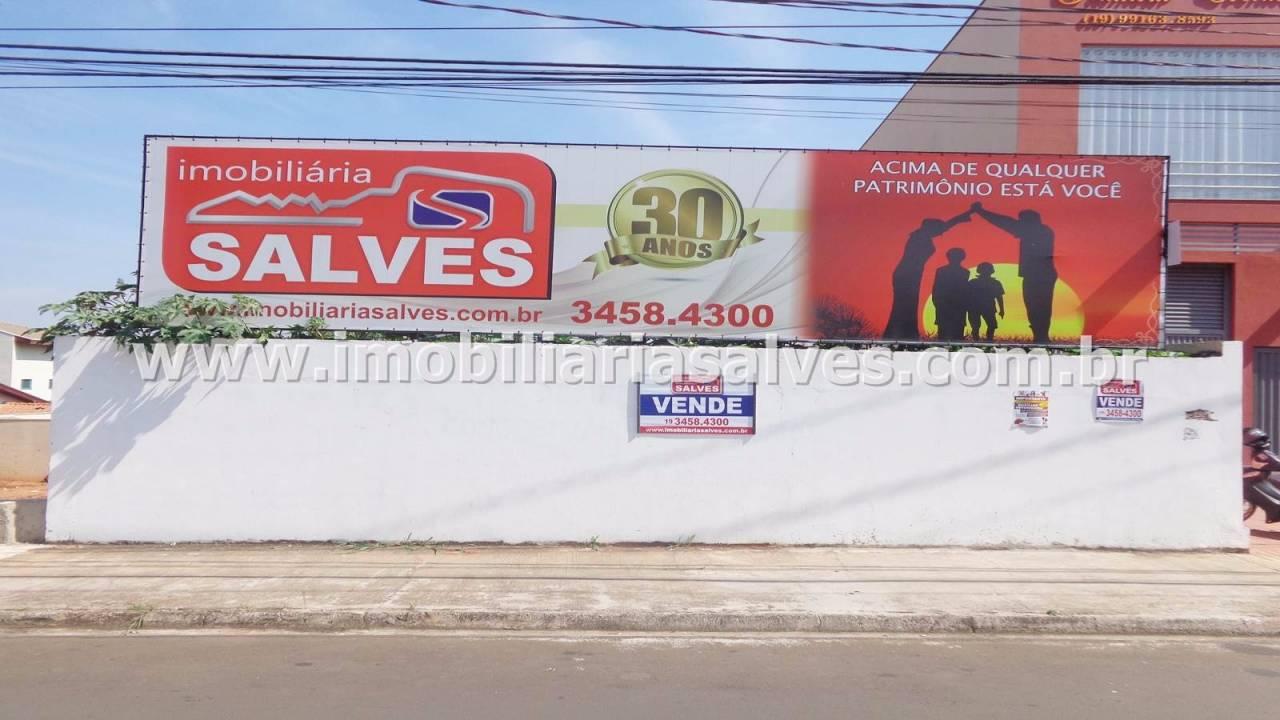 Venda                                                            - Terreno comercial                                                            - Cidade Nova                                                                - Santa Bárbara D'Oeste                                                                /SP