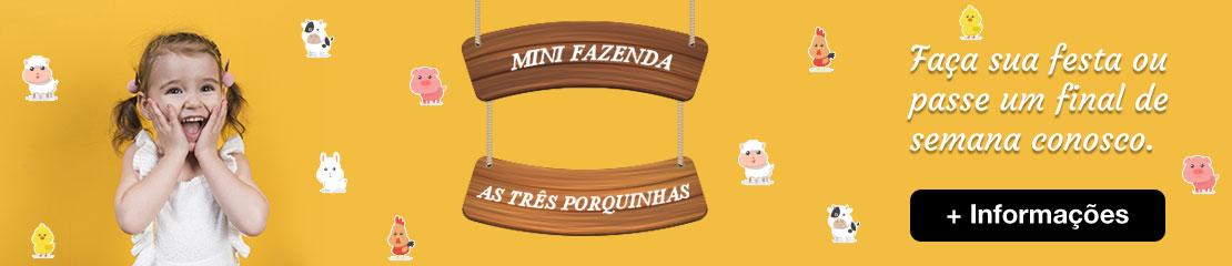 Banner Mini Fazenda