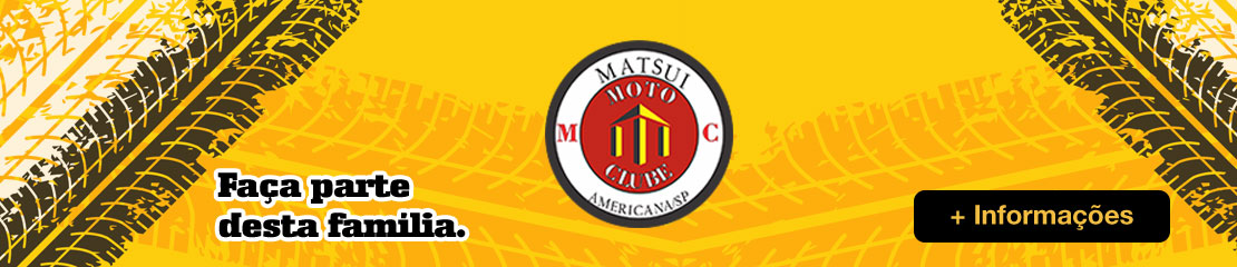 Banner Moto Clube