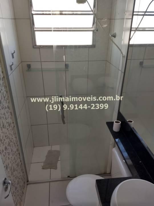 Venda                                                            - Apartamento                                                            - Loteamento Industrial Machadinho                                                                - Americana                                                                /SP