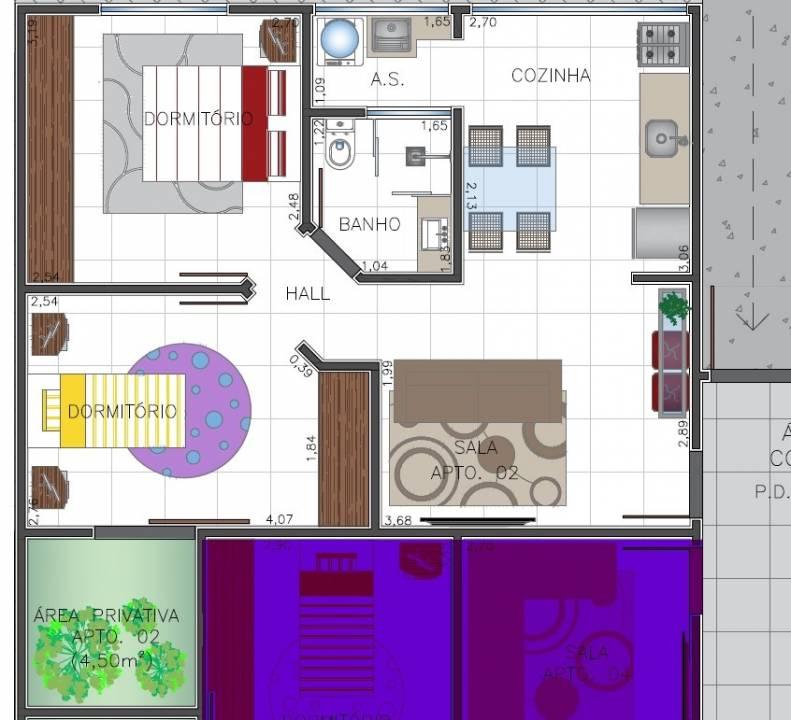 Venda                                                            - Apartamento                                                            - Vila Cordenonsi                                                                - Americana                                                                /SP