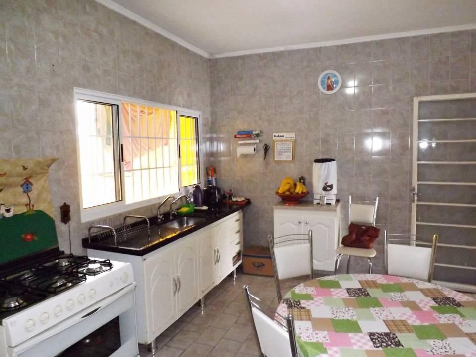 Venda                                                            - Casa                                                            - Vila Brasil                                                                - Santa Bárbara D'Oeste                                                                /SP