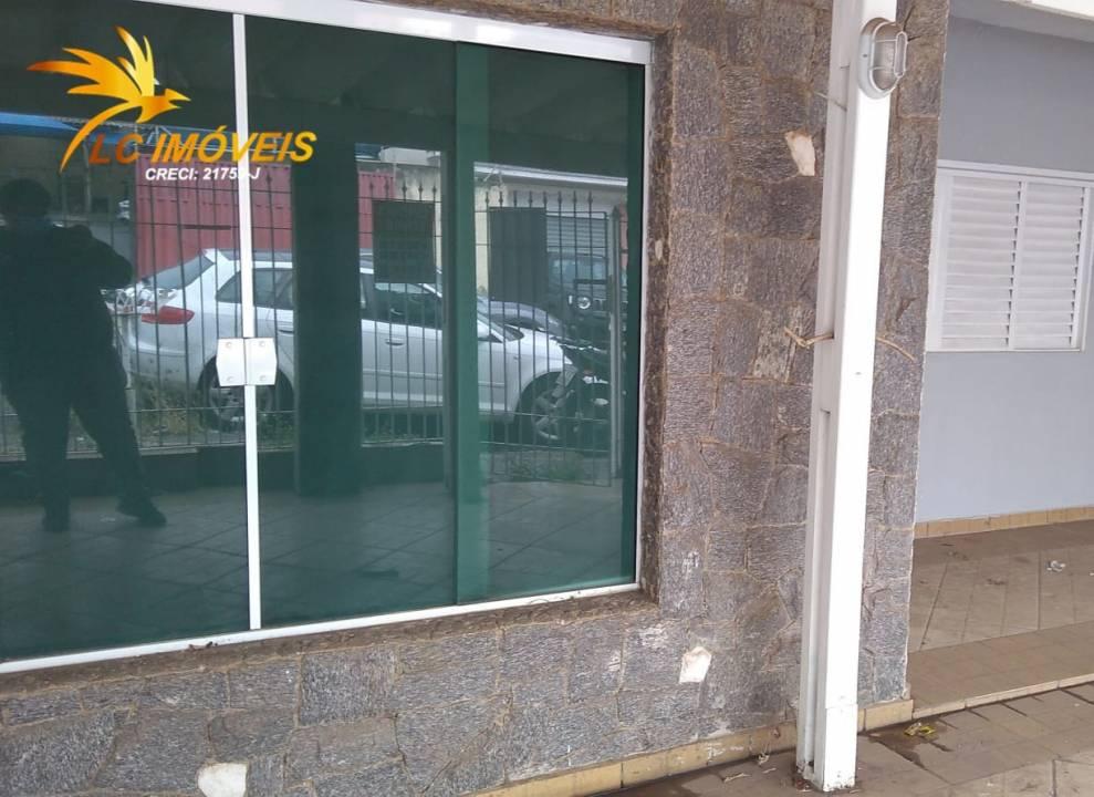 Locação                                                            - Casa comercial                                                            - Vila Pavan                                                                - Americana                                                                /SP