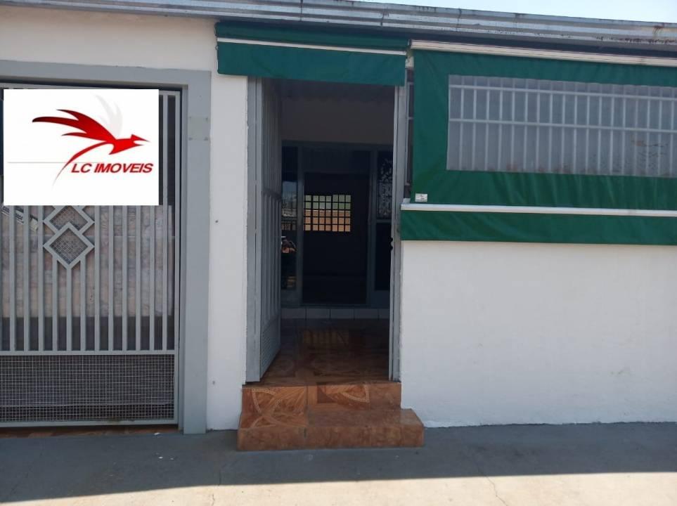 Locação                                                            - Casa                                                            - Vila Mathiesen                                                                - Americana                                                                /SP