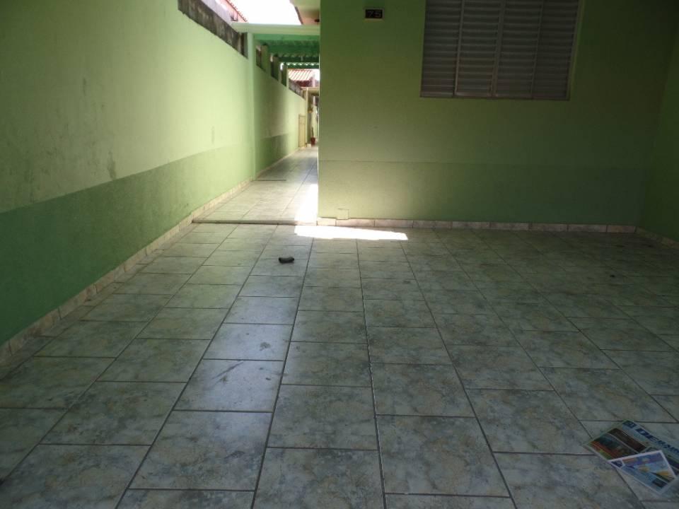 Locação                                                            - Casa                                                            - Cidade Nova II                                                                - Santa Bárbara D'Oeste                                                                /SP