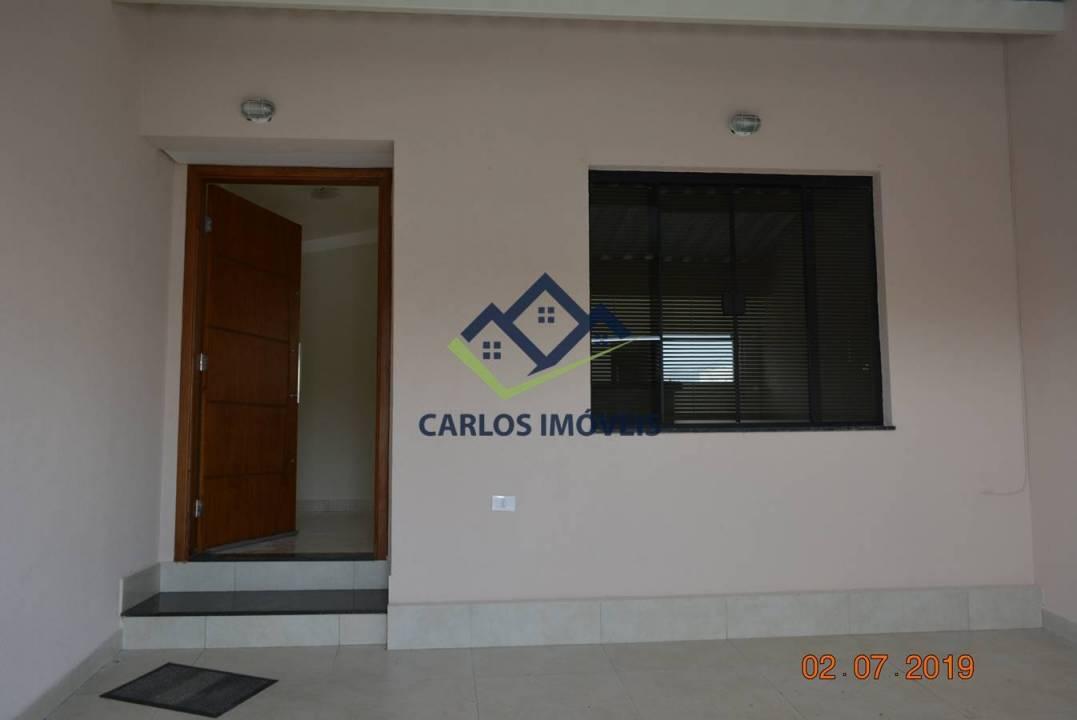 Locação                                                            - Casa                                                            - Jardim Palmeiras                                                                - Santa Bárbara D'Oeste                                                                /SP