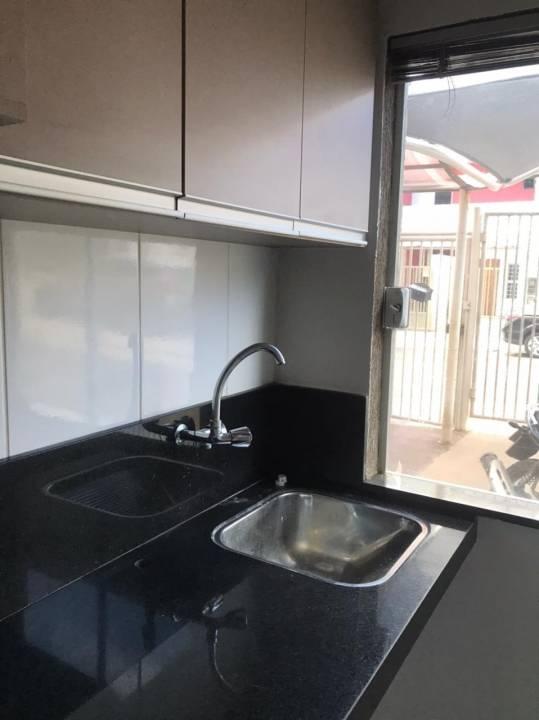 Locação                                                            - Apartamento                                                            - Parque Nova Carioba                                                                - Americana                                                                /SP
